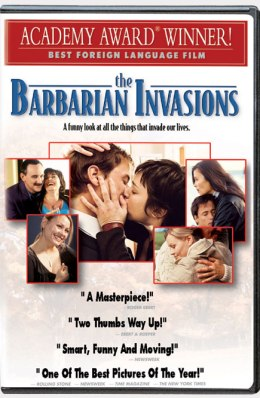 The Barbarian Invasions feature poster