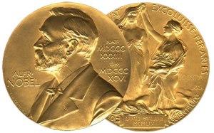 Nobel Prize, both sides